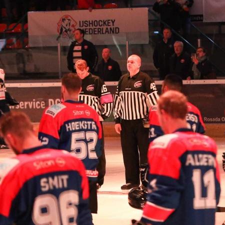 Nijmeen - Heerenveen BK 15-01-2020
