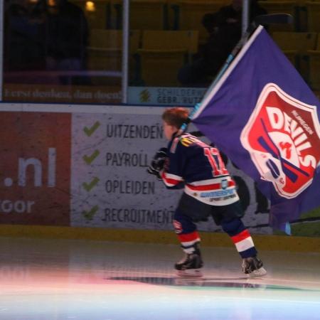 Nijmegen - Mechelen 10-01-2020